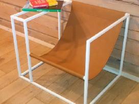 Metaliniai stalai, staliukai, baldai