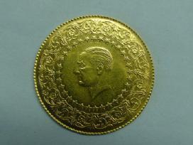 Parduodu kelias auksines kolekcinias monetas 430