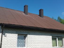 Skardinimo darbai, stogų remontas, dengimas.