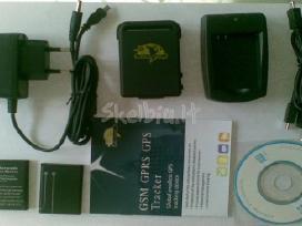 GPS sekimo įranga
