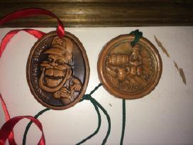 2 moliniai medaliai
