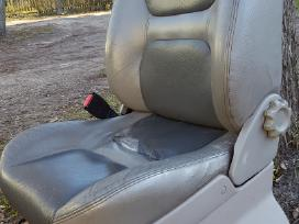 Land Rover Freelander sedynes