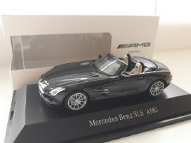 1/43 modeliukai MB Sls Amg