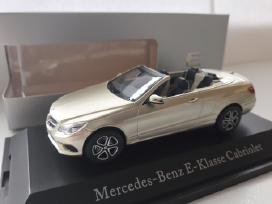 1/43 modeliukai MB E-klass Cabriolet (A207)