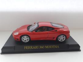 1/43 modeliukai Ferrari 360 Modena