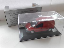 1/43 modeliukai Vw Caddy