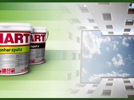 Fasadų apšiltinimo sistema Hart