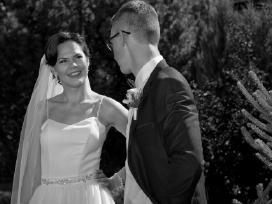 Vestuvinė suknelė su tiulio sijonu (2in 1) - nuotraukos Nr. 3