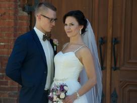 Vestuvinė suknelė su tiulio sijonu (2in 1) - nuotraukos Nr. 9