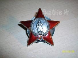 Rusu II Pasaulinio karo ordiną ženkliuką kaina 15