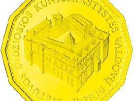 Brangei pirksiu auks.500 litu moneta valdovu rumai
