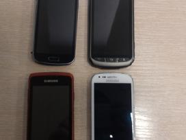 Parduodu Samsung išmaniuosius telefonus nuo 25 Eur