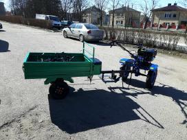 Bertoni farmer motoblokas kultivatorius - nuotraukos Nr. 3