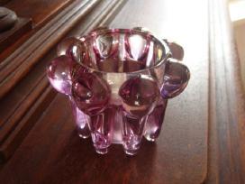 Prancūziška minivazelė - žvakidė