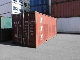 Perku jurini konteineri 6m.