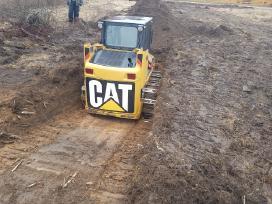 Bobcat Nuoma, greitas darbas,didele darbo patirtis - nuotraukos Nr. 8