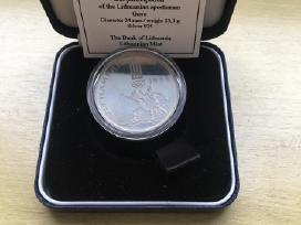 Parduodu Lilehamerio 1994m.moneta projekta 3500eur