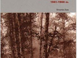 """Knyga """"Sovieitiniai partizanai Lietuvoje 1941-1944"""