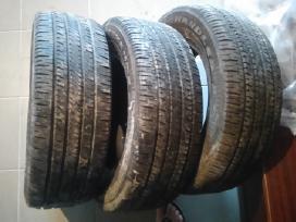Dunlop Goodyear 195/65 R14, 3 vnt., po 15 eur.