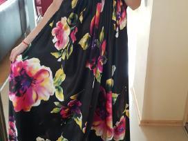 Geleta ilga progine suknele
