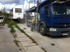 Smėliavimas, smeliavimo darbai Mobilus smėliavimas - nuotraukos Nr. 3