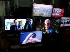 Perku LG,samsung ir kt.led TV daužtais ekranais