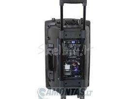 Ibiza Port15 su vidine baterija ir mikrofonais - nuotraukos Nr. 3
