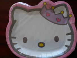 Vienkartines Hello Kitty lekstes