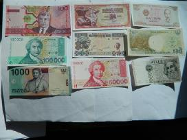 Ivairiu saliu grazus banknotai