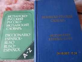 Ispanu-rusu kalbu zodynai