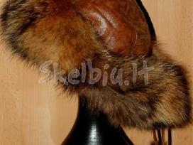 Stilingos, šiltos kailinės kepurės - nuotraukos Nr. 2