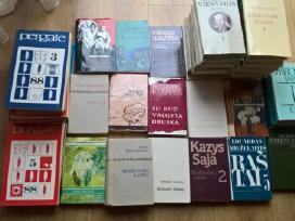 Lietuvos rašytojų knygos iki 1990