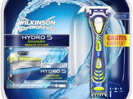 Wilkinson skutimosi rinkinukai, peiliukai