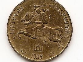 Lietuva 20 centu 1925 #74 (1703082) - nuotraukos Nr. 2