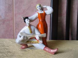 Porceliano Statulele - Sovietmecio Palikimas. Gera