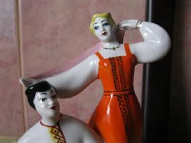 Porceliano Statulele - Sovietmecio Palikimas. Gera - nuotraukos Nr. 3