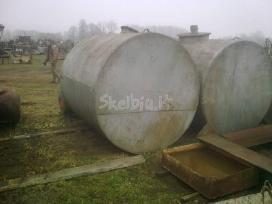 Parduodu Cisterna Bačka talpyklą 10 kūbų talpos
