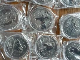 Siūlau zodijakų monetų komplektą kaina 30 euru