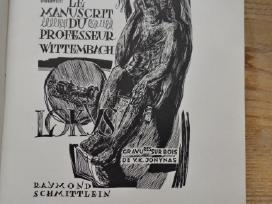 P. Merimė - Lokys. V. Jonyno iliustracijos.1949m.