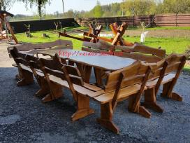 Įvairūs gaminiai iš ąžuolo medienos - nuotraukos Nr. 14