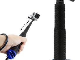 Teleskopinė lazda vaizdo kamerai