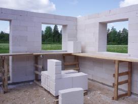 Blokeliai be papildomo sienų apšiltinimo