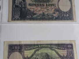 Parduodu Lietuvos banknotu visokiu
