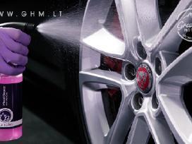 Autokosmetika, priežiūros ir poliravimo priemonės