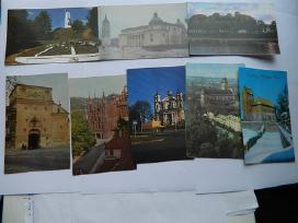 Atvirutes su Vilniaus vaizdais
