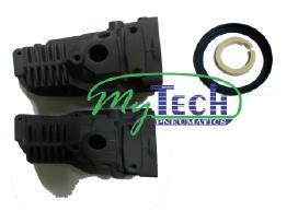 MB W221 Airmatic, 4matic, Abc pneumatikos dalys - nuotraukos Nr. 3