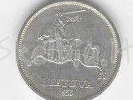 Moneta 5 lt su J.basanavičiumi - nuotraukos Nr. 2