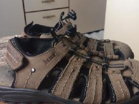 Kelionines Bama basutes sandalai