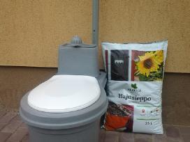 Lauko tualetas,biotualetas,lauko dusas