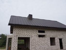 Profesionalus stogų dengimas, fasadų šiltinimas - nuotraukos Nr. 8